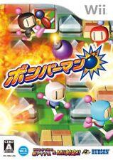 UsedGame Wii Bomberman [Japan Import] FreeShipping