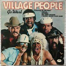 Village People - Go West - Mercury - 9109 621 - UK 1979 Vinyl LP Album
