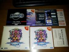PHANTASY STAR ONLINE  JAPANESE JAP A SEGA JAPAN DC DREAMCAST VIDEOGAMES GAMES