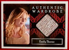 REVENGE - Emily VanCamp / EMILY THORNE - COSTUME CARD - M12 CRYPTOZOIC 2013