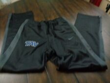 Nike Mens Training Pants 32x32 MT TAV Logo Black