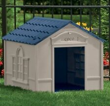 Extra Large Breed Dog House Big Shelter Pet Insulated Warm Kennel Outdoor S