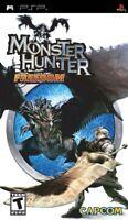 Monster Hunter Freedom  PSP Game Only