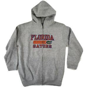 J. America NCAA Youth Boys Florida Gators Hoodie New S, M, L
