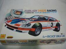 Otaki un made plastic kit of a Datsun Fairlady 240 ZG Racing, SCCN. Boxed