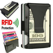 Portefeuille Protection RFID Carte De Crédit Blocage Lecture Vol De Données