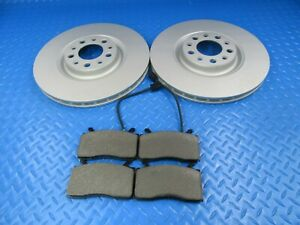 Alfa Romeo Stelvio front brake pads and rotors #9039