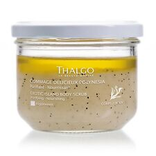 Thalgo Exotic Island Body Scrub 270ml Purifying ~ Nourishing RRP $91.00 NEW