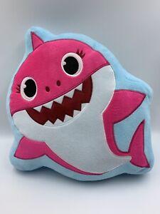 NEW Baby Shark Novelty Cushion - 40cm x 30cm Primark Home BNWT