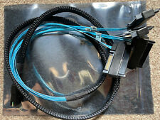 CableCreation Internal Mini SAS 36pin SFF-8087 to 4 x SFF-8482 SATA / SAS