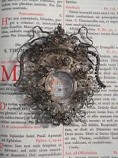Vatican silver reliquary 1600s relic Miracle of Ferrara True Cross Manger Jesus