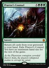 PRAETOR'S COUNSEL Commander Anthology MTG Green Sorcery Mythic
