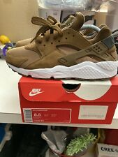Nike Air Huarache Sz 8.5 VNDS UK EXCLUSIVE Colorway Brown Must See!!
