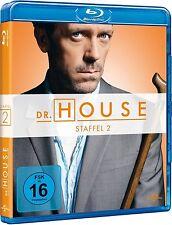 DR. HOUSE, Staffel 2 (5 Blu-ray Discs) NEU+OVP
