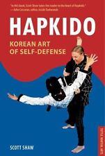 Hapkido : Korean Art of Self-Defense by Scott Shaw