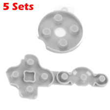 5 Set Conductive Rubber Contact Pad Button D-Pad Repair for XBOX 360 Controller