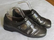 Josef Siebel Ladies Dark Green Patent Leather Shoes UK Size 3 - 3.5 EU 36