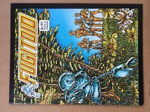 Fugitoid 1 Teenage Mutant Ninja Turtles Eastman Laird 1985 Mirage VF