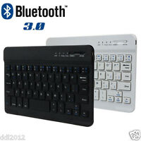Portable Ultra Slim Thin Wireless Bluetooth Keyboard For IOS Android Windows PC