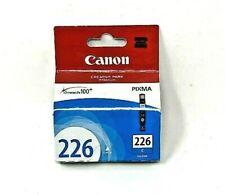 NEW Genuine SINGLE Ink Cartridge Canon CLI-226C CYAN PIXMA MG5320 MG8120 MG5220