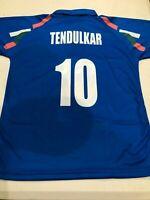 Sachin Tendulkar India one day international cricket jersey brand new