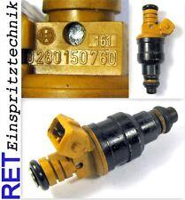 Ugello di iniezione BOSCH 0280150760 SAAB 900 Cabrio 2,0 puliti esaminato &