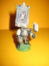 Warhammer 40k-Space Marine del-Terminator Chaplain-Orden prete