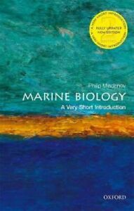 Marine Biology: A Very Short Introduction by Philip V. Mladenov 9780198841715