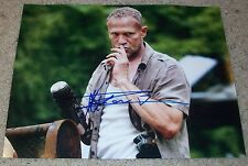 MICHAEL ROOKER SIGNED AUTOGRAPH THE WALKING DEAD 11x14 PHOTO w/EXACT PROOF