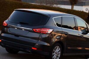 Barniz lámina de protección adecuado para Ford S-Max II wa6 parachoques transparente 150µm