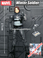 Winter Soldier Marvel Avengers Legends Comic Heroes 7in Action Figure Child Toys