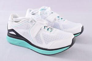 Giant Avida Cycling Shoes Size 41 - 10 White Aqua
