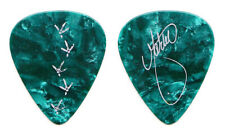Dixie Chicks Martie Maguire Signature Blue/Green Guitar Pick - 1999 Fly Tour