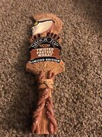 """SHOCK TOP TWISTED PRETZEL WHEAT LIMITED EDITION  Draft Beer Tap Handle 12"""" Tall"""