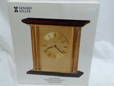 BRAND NEW Howard Miller 645-391 Carlton Table Clock (7338-1)