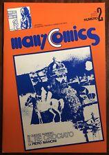MANY COMICS # 2 - Associazione Culturale Manycomics 1981