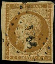 France 1853 stamps definitive USED Mi 12c CV $27.50 171230005