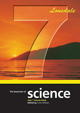 The Essentials of Science Year 7 Course Book by Katie Whelan (Paperback, 2000)