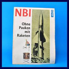 DDR NBI 50/1964 - NVA Eisrevue Babelsberg Michelangelo Holletz Amnestie Zypern