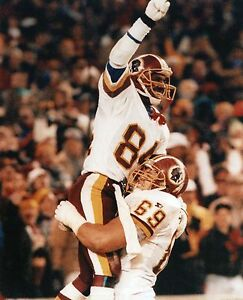 GARY CLARK WASHINGTON REDSKINS  8X10 SPORTS PHOTO (X)