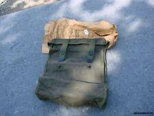 US Military Radio Truck m151 m35 Canvas Manual Document Bag