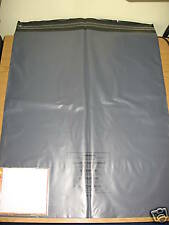 10 x Extra Large Grey Mail Bags Strong Sacks approx 500mm 600mm 20 x 24 XL A20