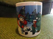 Snowden Raggedy Ann & Andy Cup Mug 1998
