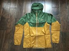 Patagonia Mens Alpine Houdini Jacket Buffalo Green Small S