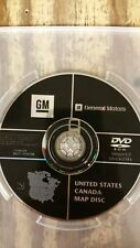 GM UNITED STATES AND CANADA MAP DISC ver 3.0