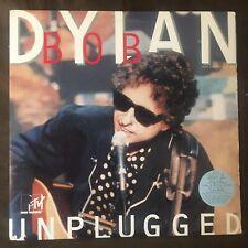 BOB DYLAN Unplugged 1995 Laserdisc - MTV Concert -BEAUTIFUL NM