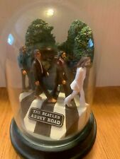 The BEATLES Abbey Road Franklin Mint Music Box Figurine Here Comes the Sun RARE