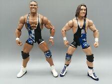 WWE Mattel Elite Figures American Alpha Chad Gable Jason Jordan