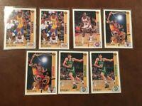 Lot 1991-1992 Upper Deck Basketball (47 cards) Magic Johnson, Karl Malone, more