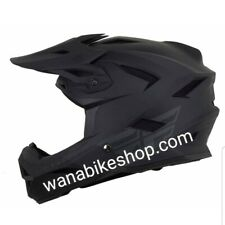 Fly Racing Default Full-Face Helmet Matte Black/Grey Size Large